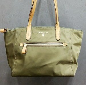 Michael Kors Polly Nylon Tote